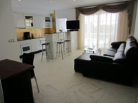 Living room apartment Blanca - Costa Blanca
