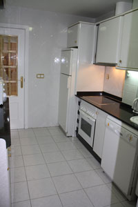 Kitchen apartment Costa - Costa Blanca