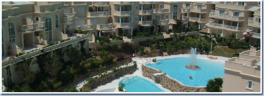 Apartments for rent : Spain : Costa Blanca : Portico Mar