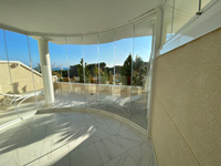 Terrace/Winter garden apartment Blanca - Costa Blanca, Alicante