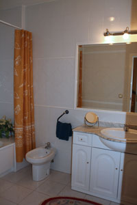 Bath room holiday apartment Costa - Costa Blanca, Alicante