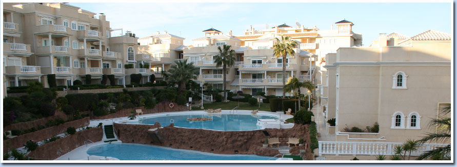 Fully furnished, exclusive holiday apartments for rent in Spain | Costa Blanca | Alicante | Portico Mar